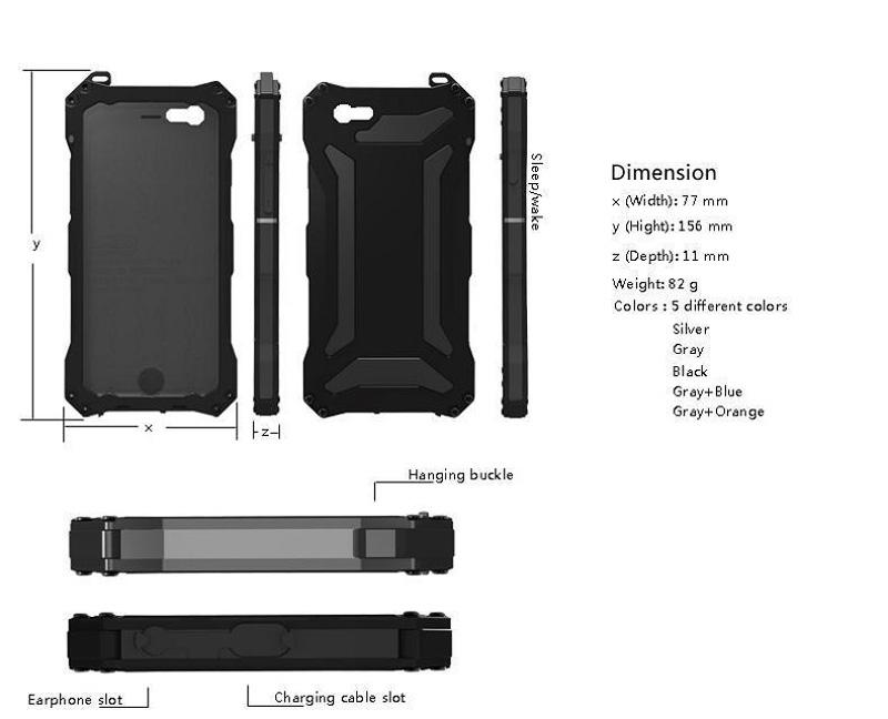 iphone6 防水ケース