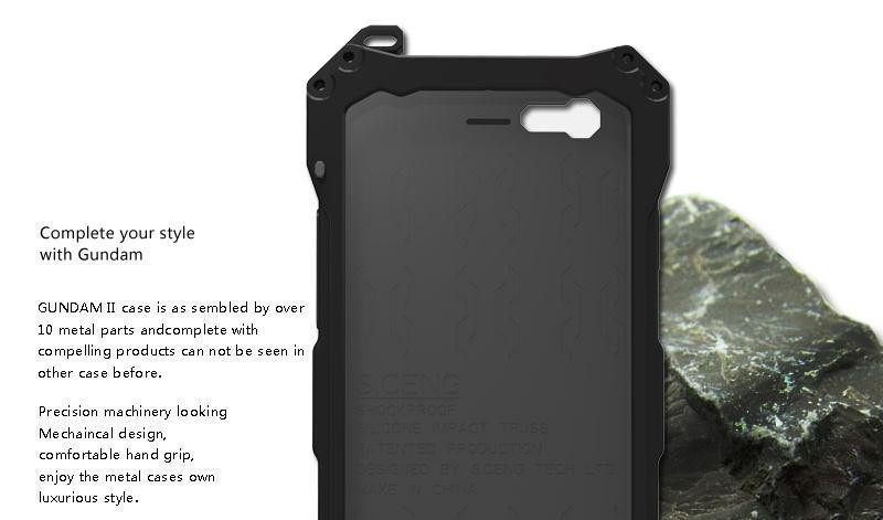 iphone6 防塵ケース