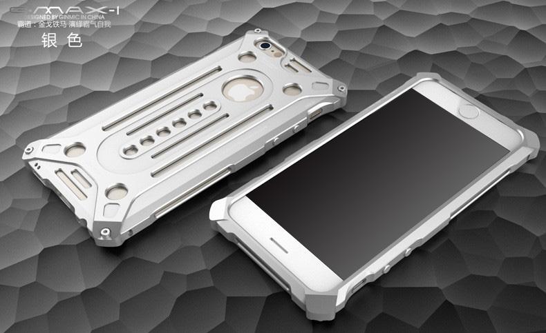 iphone6s plus アルミバンパーケース