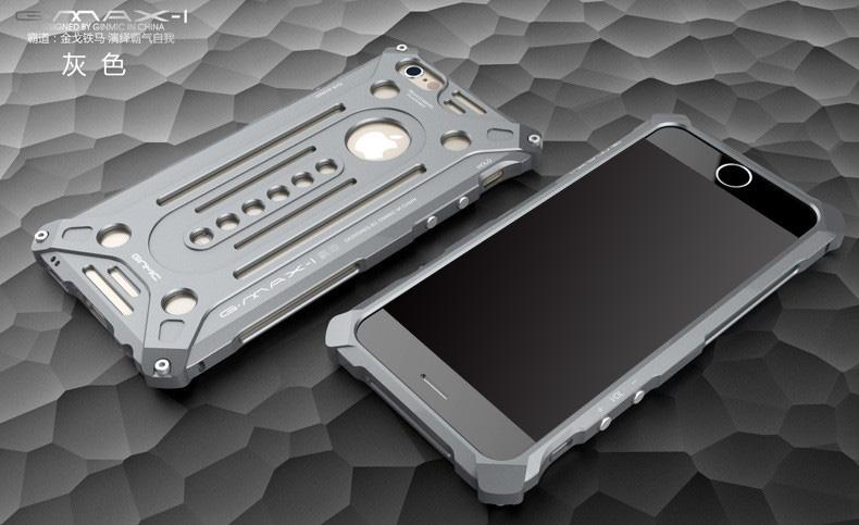 iphone6s plus メタルフルカバー