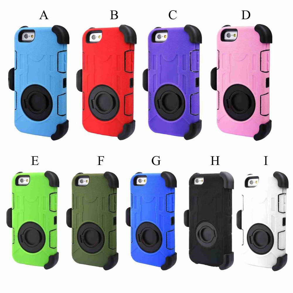 iphone6 タフケース ホルスター