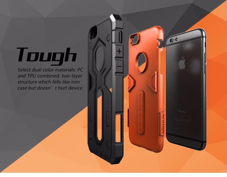 iPhone6 タフケース ミリタリー