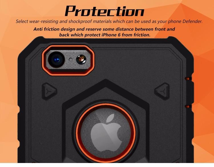 iPhone6 タフケース アウトドア