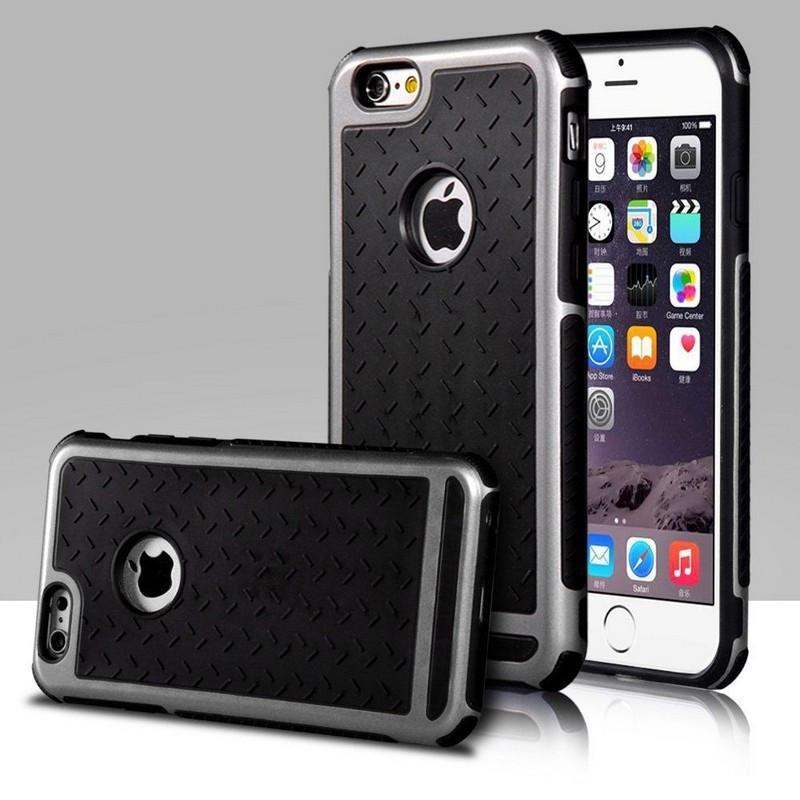 iPhone6 スリムなタフケース
