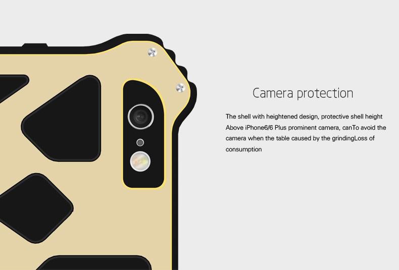 iphone6s plus 耐衝撃タフケース