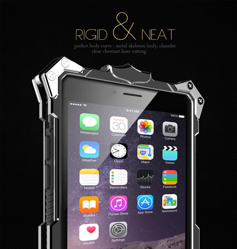 iphone6 plus アルミ 耐衝撃
