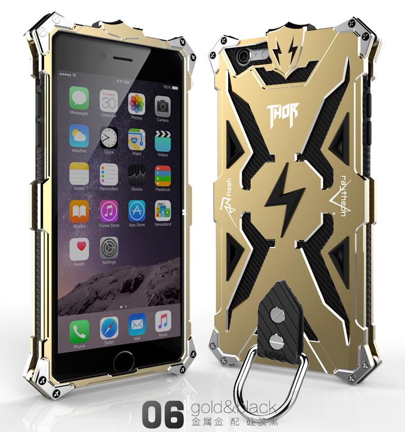 iphone6 plus 金属 タフケース