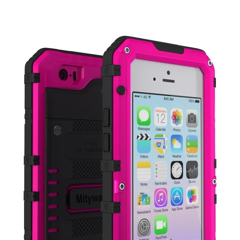 iphone6s 防水メタルケース