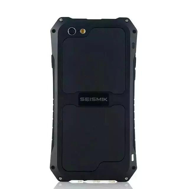iphone6 耐衝撃 強化ガラス付き