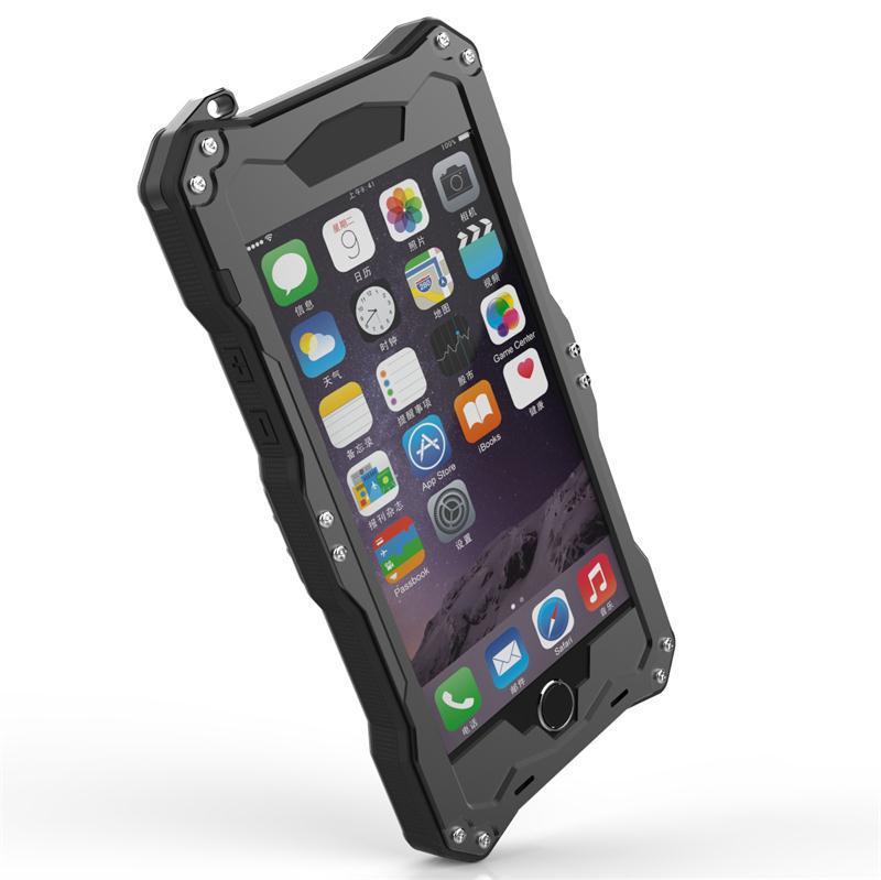 iphone6 plus アルミバンパー