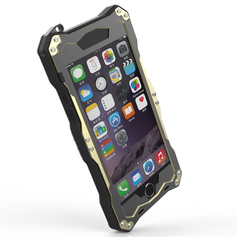 iphone6 plus アウトドア 防水