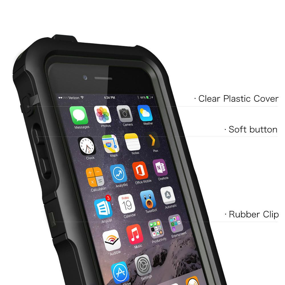 iphone6 防水 防塵 ケース