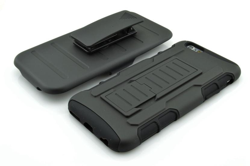 iphone6s ミリタリーケース クリップ ホルスター