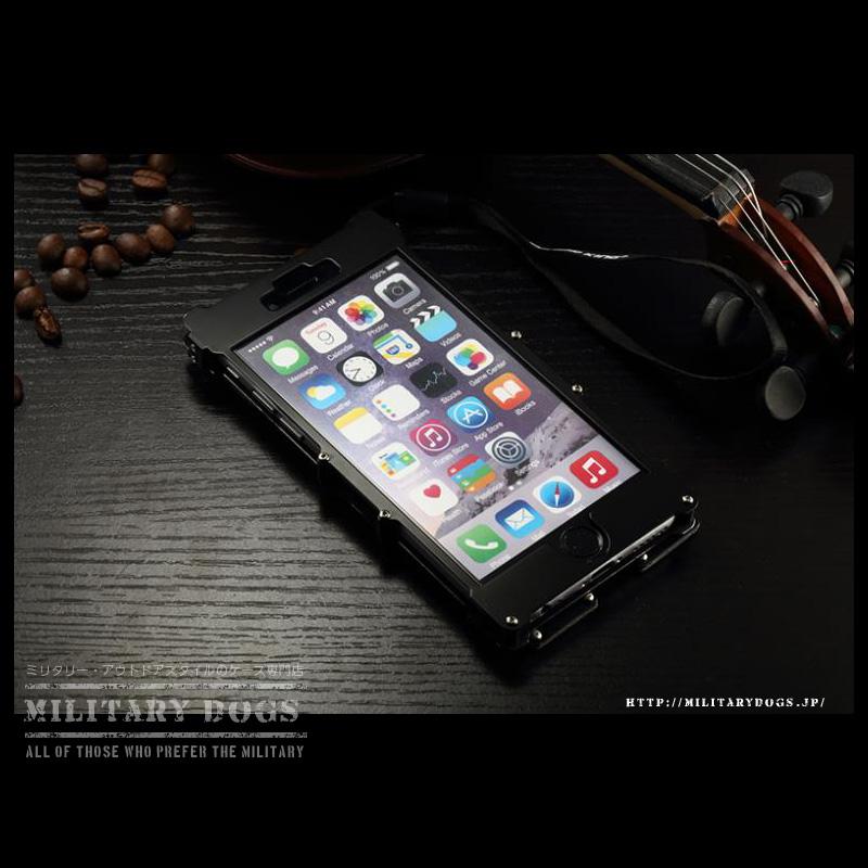 iphone6s ステンレス アーマー