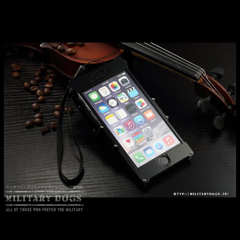 iphone6s メタルアーマー