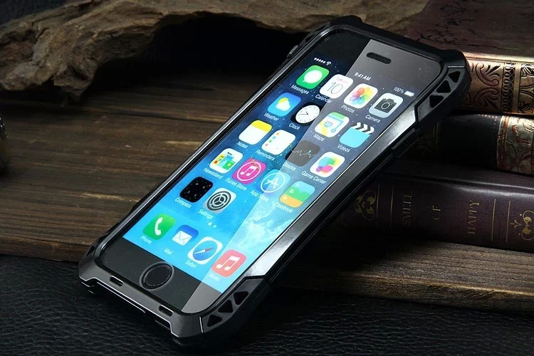 iphone6s メタルケース