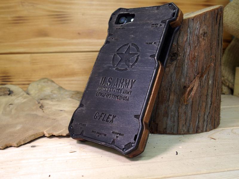 アイフォン8 USアーミー