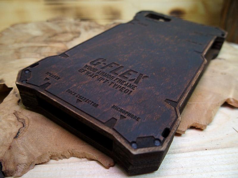 iphone7 木製ケース