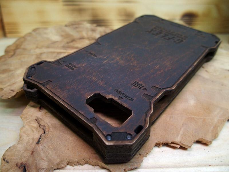 アイフォン8 ウッドケース