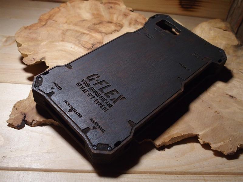 iphone7 ウッドケース