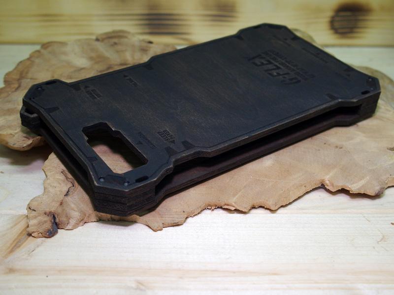 アイフォン7 プラス ウッドケース