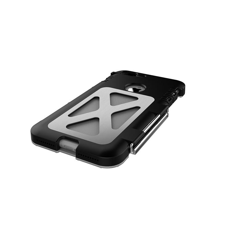 iPhone7 タフケース メタル