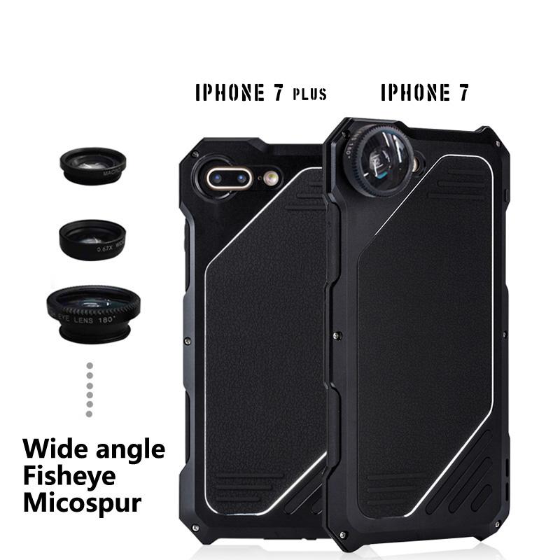 iPhone SE2 交換レンズ ケース