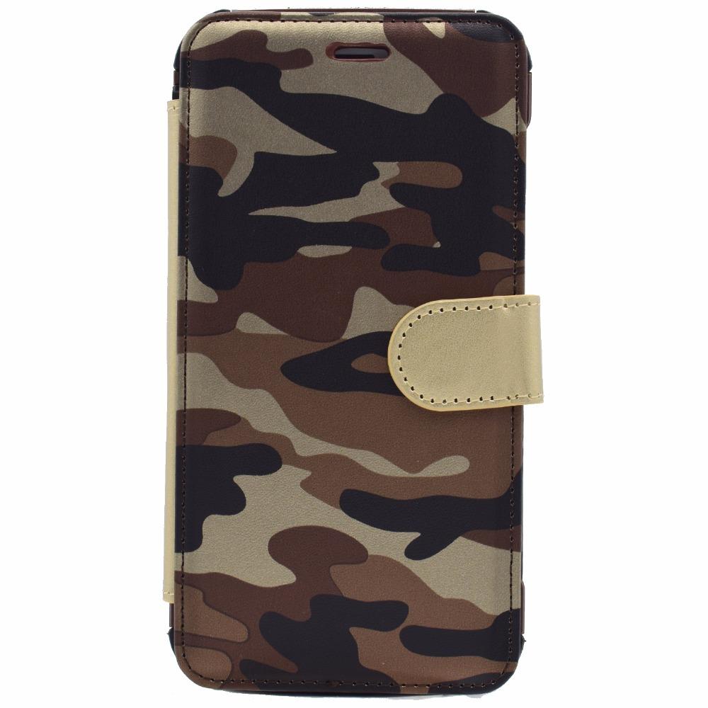 iphone7 手帳型 カモフラージュ