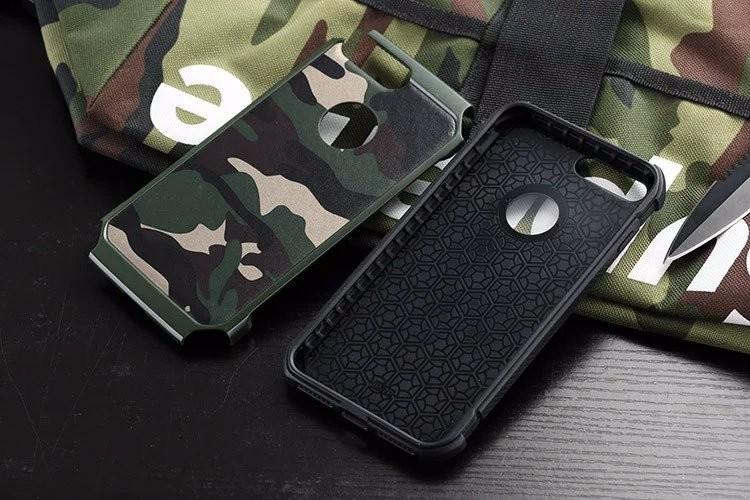 アイフォン7 plus 迷彩カバー