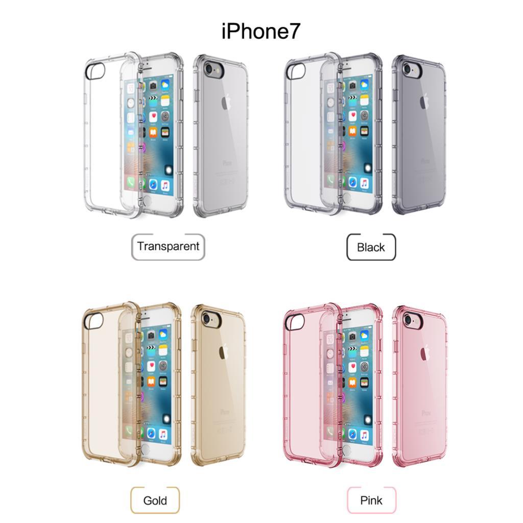 iPhone7 plus クリア タフケース