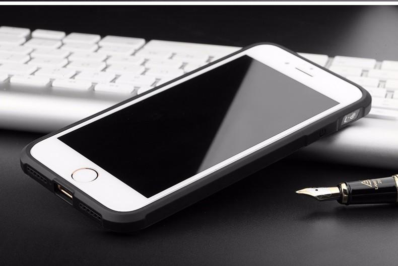 iPhone8 plus ホルスター付き