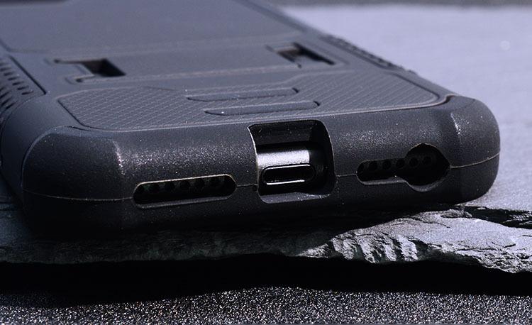 iPhone8 ラギットアーマーカバー