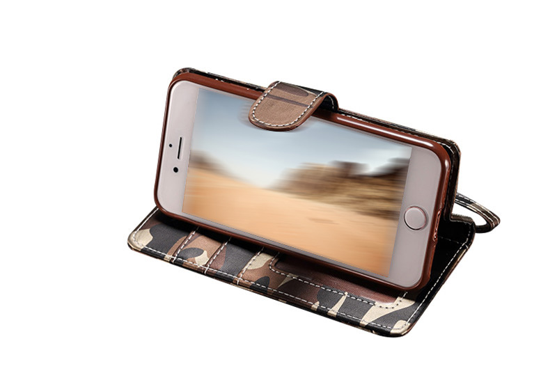 iPhone8 ミリタリー 迷彩