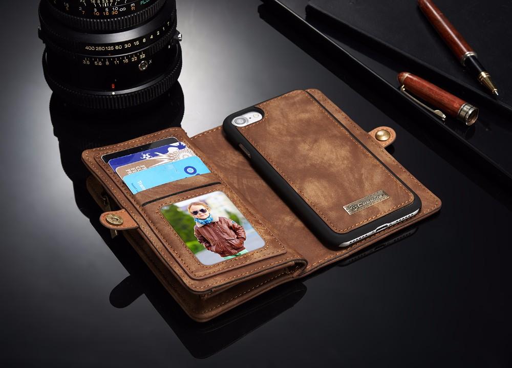 iphone7 かっこいいレザーケース