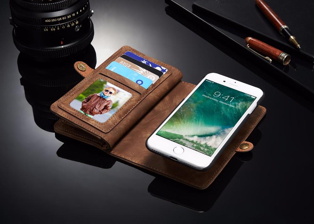 iphone7 沢山のカード収納 ケース
