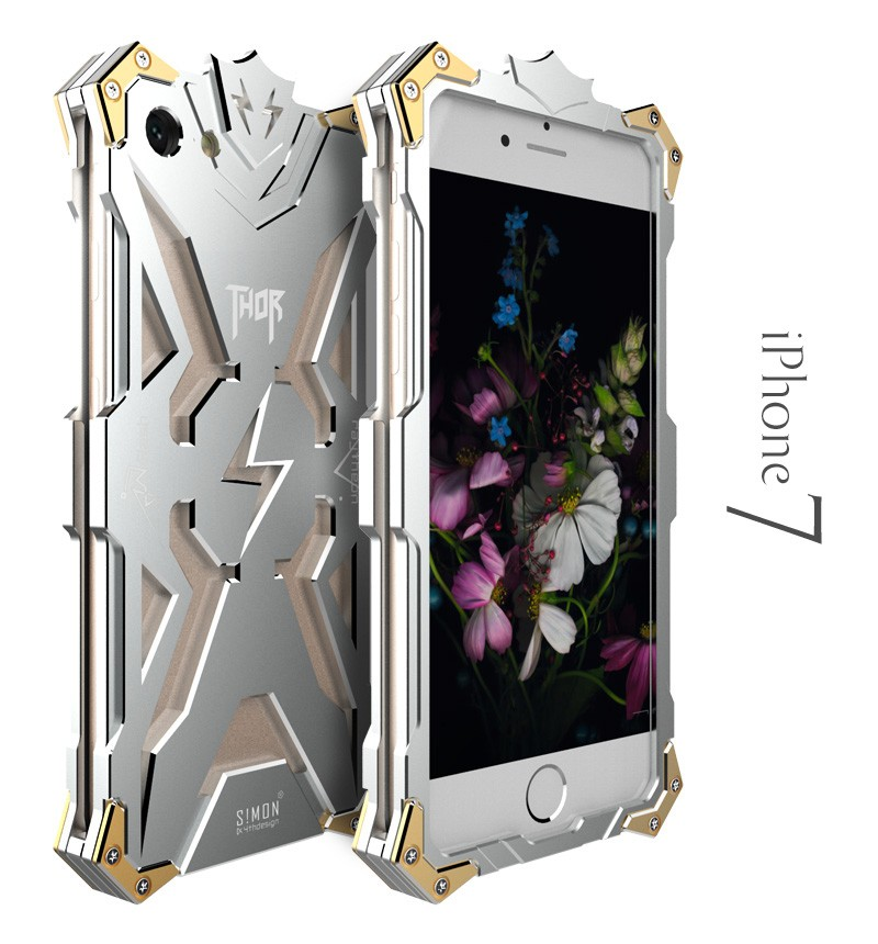 iphone7 アルミバンパー
