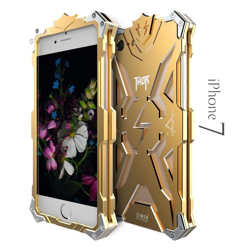 iPhone8 稲妻
