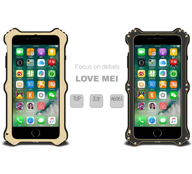 iPhone8 アルミ 手帳型