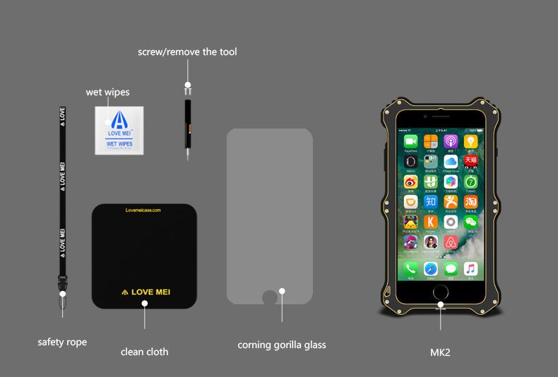 iPhone8 軍 ケース