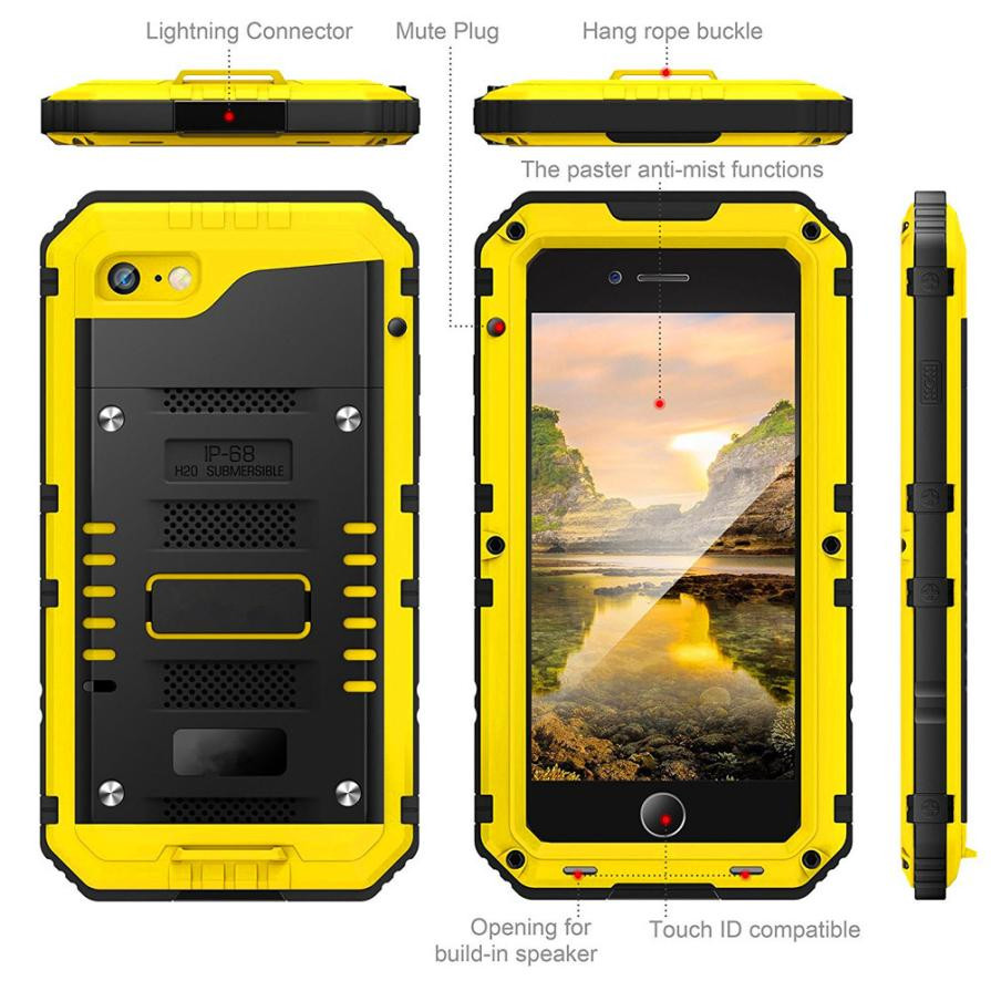 iphone7 強化ガラス付き