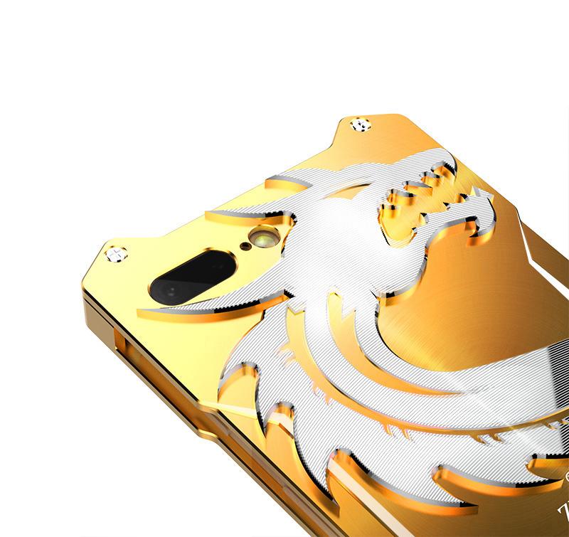 iphone7 メタルバンパー