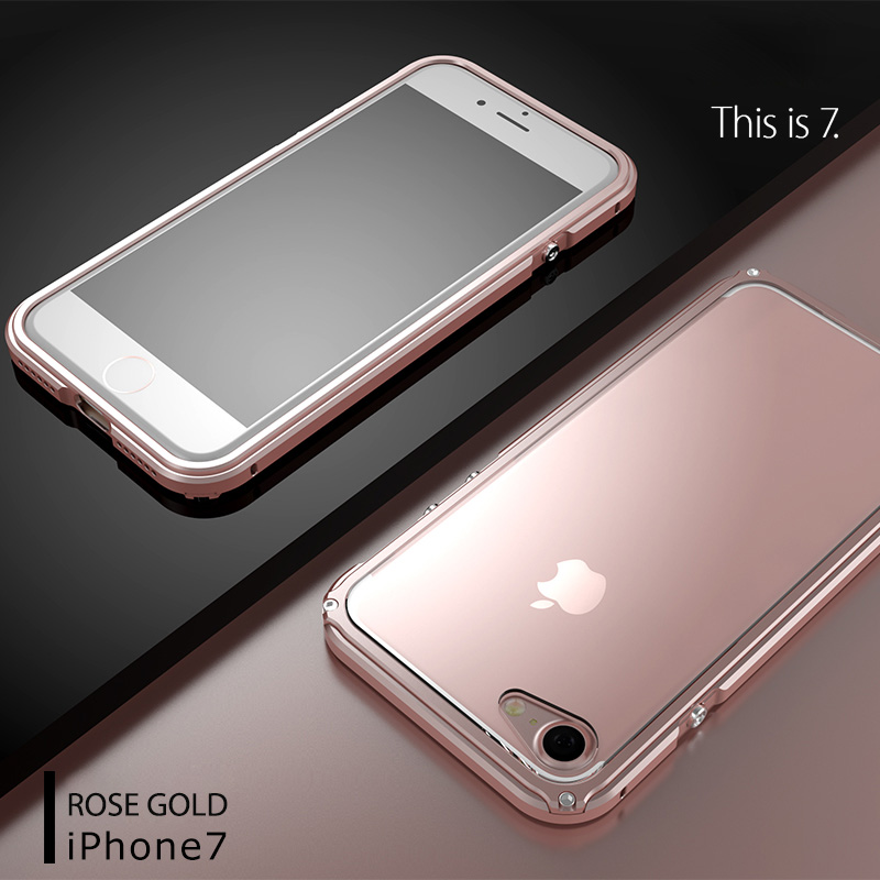 iPhone8 サイドバンパー
