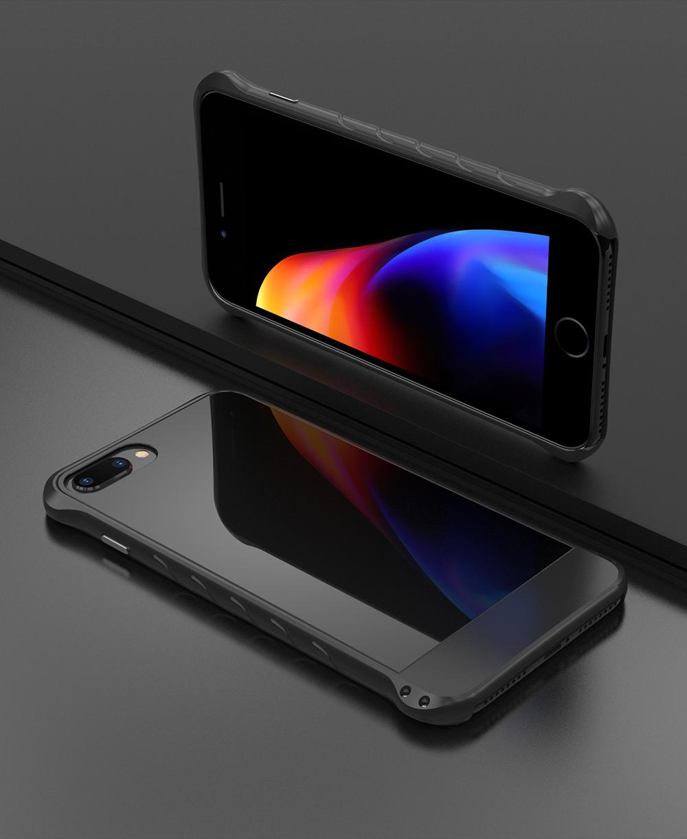 iPhone8 ガラスバックパネル