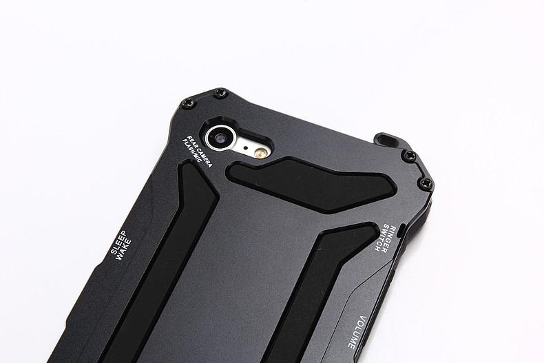 iphone7 アルミ タフケース