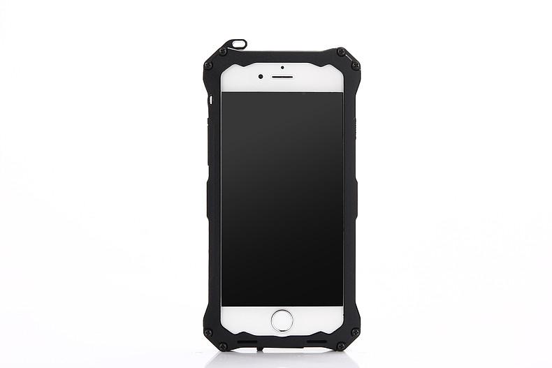 iphone7 耐衝撃 メタル
