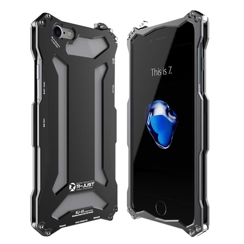 iPhone8 plus アルミバンパー