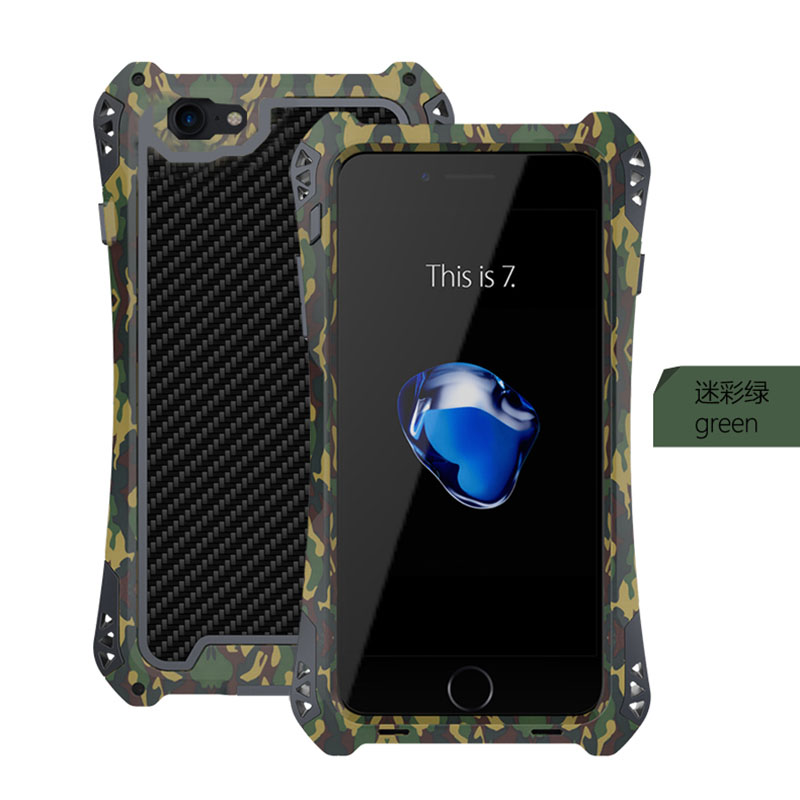 iphone7 耐衝撃 金属 最強