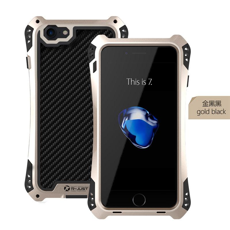 iphone7 カーボン タフケース