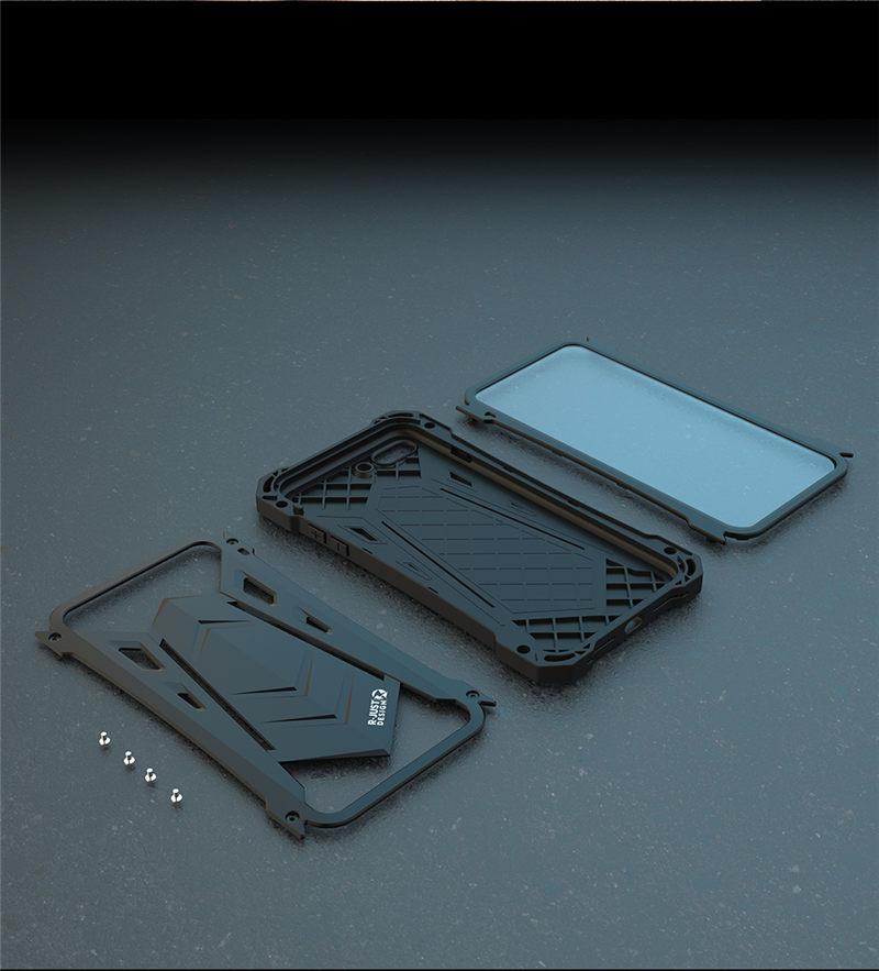 iPhone8 ごつごつ