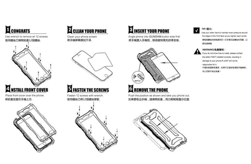 iPhone7 アウトドア 防水